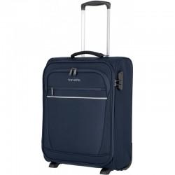 Mažas lagaminas Travelite Cabin Tamsiai mėlynas