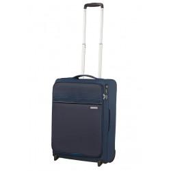 Mažas lagaminas American Tourister Lite Ray M-2W Tamsiai mėlynas
