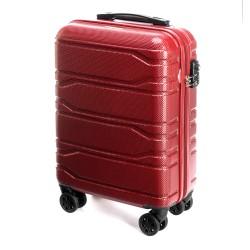 Mažas plastikinis lagaminas Wittchen 56-3P-981 Juodas