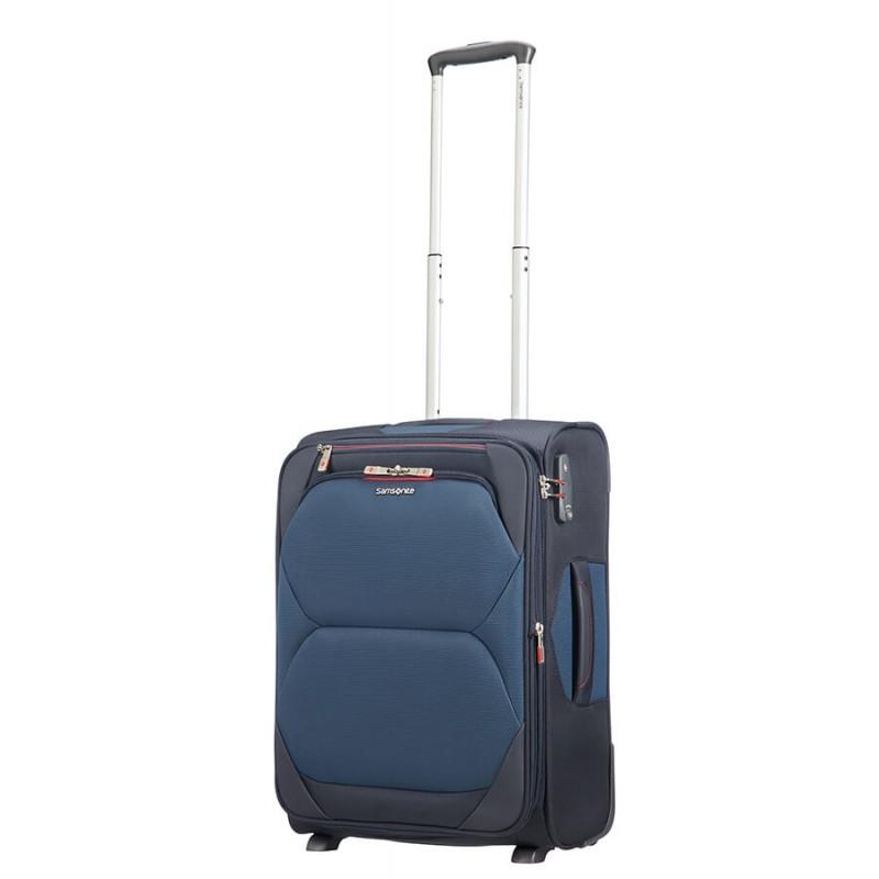 Mažas lagaminas Samsonite Dynamore M-2W Mėlynas