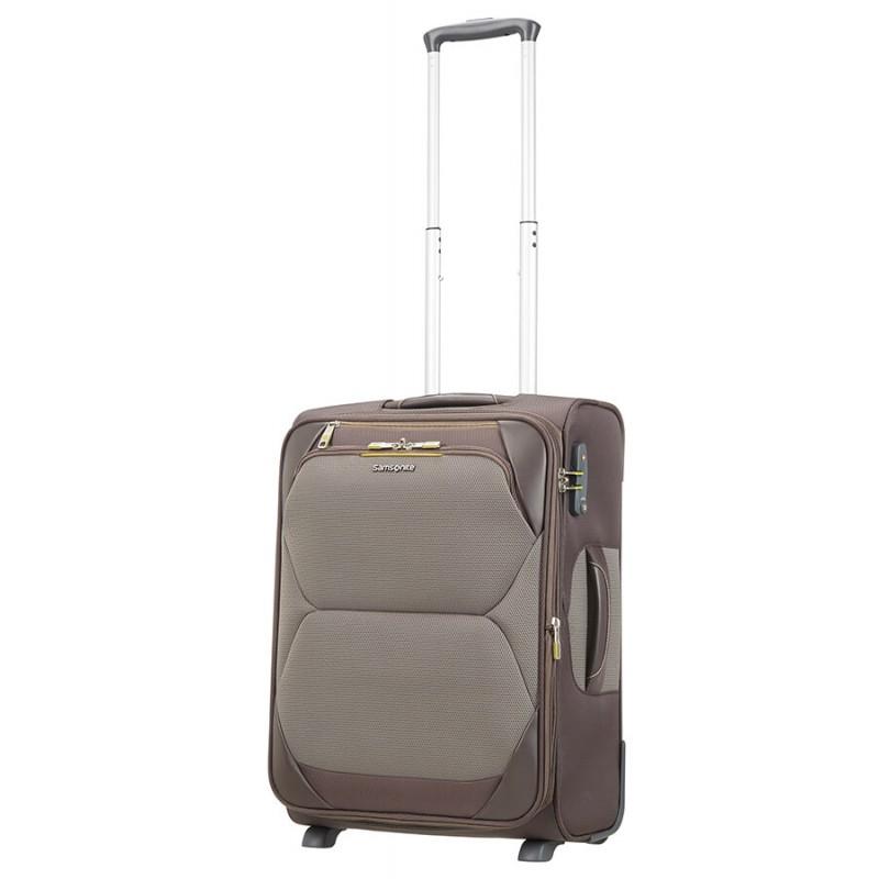 Mažas lagaminas Samsonite Dynamore M-2W Rudas
