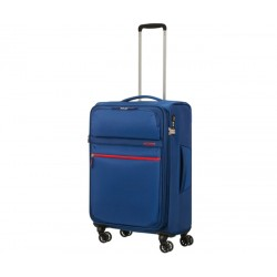 Vidutinis lagaminas American Tourister MatchUp V Mėlynas
