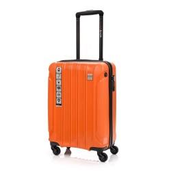 Mažas plastikinis lagaminas Swissbags Tourist PP-M Oranžinis