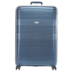 Didelis plastikinis lagaminas Travelite Zenit D Tamsiai mėlynas