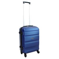 Mažas plastikinis lagaminas Gravitt Travel 710-M Mėlynas