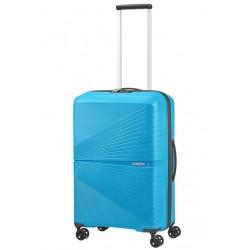 Vidutinis lagaminas American Tourister Airconic V Mėlynas