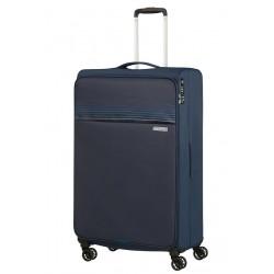 Didelis lagaminas American Tourister Lite Ray D Tamsiai mėlynas