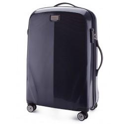 Vidutinis plastikinis lagaminas Wittchen 56-3P-572 Tamsiai mėlynas