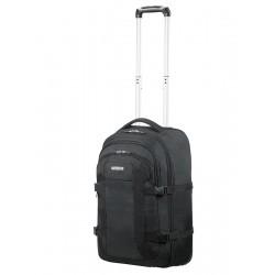 Krepšys su ratukais - kuprinė kompiuteriui American Tourister Road Quest 89442 Juodas