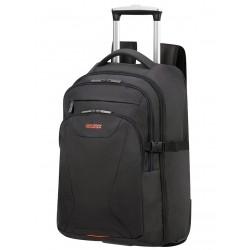 Krepšys su ratukais - kuprinė kompiuteriui American Tourister AT Work 125116 Juodas