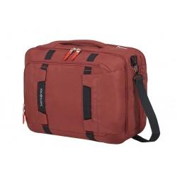 """Krepšys - kuprinė 15,6"""" kompiuteriui Samsonite Sonora 128091 Raudona"""