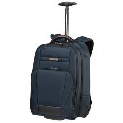 """Krepšys su ratukais - kuprinė 17,3"""" kompiuteriui Samsonite Pro-DLX 5 106362 Mėlynas"""