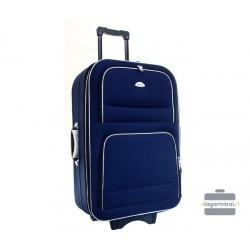 Didelis medžiaginis lagaminas Deli 901-D Tamsiai mėlynas