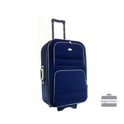 Vidutinis medžiaginis lagaminas Deli 901-V Tamsiai mėlynas