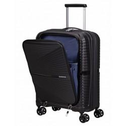 Mažas lagaminas American Tourister Airconic Frontloader 15,6 Juodas