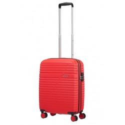 Mažas lagaminas American Tourister Aero Racer M Raudonas