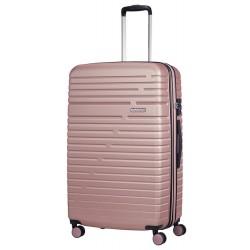 Didelis lagaminas American Tourister Aero Racer D Rožinė spalva