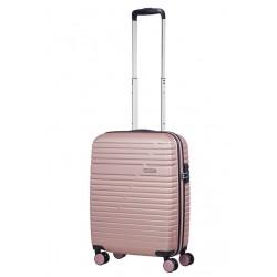 Mažas lagaminas American Tourister Aero Racer M Rožinė spalva