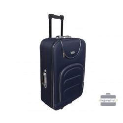 Didelis medžiaginis lagaminas Deli 801-D Tamsiai mėlynas