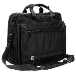 Krepšys 17 colių kompiuteriui Swissbags+ BASEL 22L