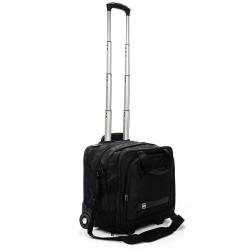 Krepšys su ratukais 16 colių kompiuteriui Swissbags+ SCHAFFHAUSEN 37L Juodas