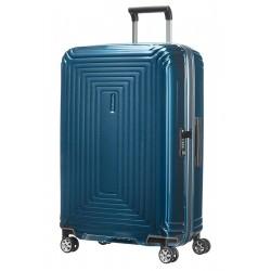 Vidutinis lagaminas Samsonite Neopulse V Mėlynas (metallic)