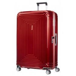 Labai didelis lagaminas Samsonite Neopulse LD Raudonas (metallic)
