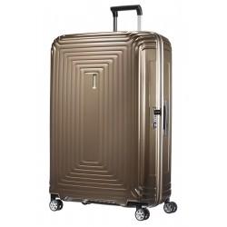 Labai didelis lagaminas Samsonite Neopulse LD Smėlio spalva (metallic)