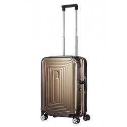 Mažas lagaminas Samsonite Neopulse M23 Smėlio spalva (metallic)