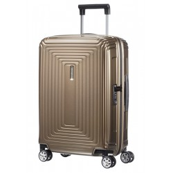 Mažas lagaminas Samsonite Neopulse M20 Smėlio spalva (metallic)