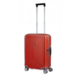 Mažas lagaminas Samsonite Neopulse M20 Raudonas (metallic intense)