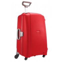 Labai didelis plastikinis lagaminas Samsonite Aeris Sp LD Raudonas