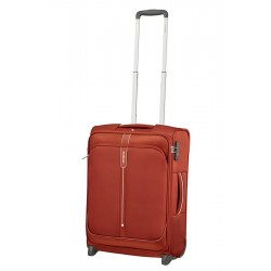 Mažas lagaminas Samsonite PopSoda M-2W Tamsiai raudonas