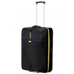 Mažas lagaminas Samsonite Explorall 2.0 M-2W Juodas