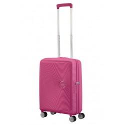 Mažas lagaminas American Tourister Soundbox M Raudonas (Magenta)