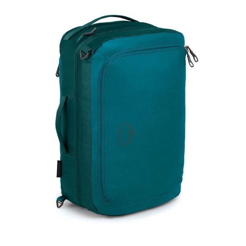 Osprey rankinio bagažo krepšys TRANSPORTER GLOBAL CARRY ON 36 Žalias