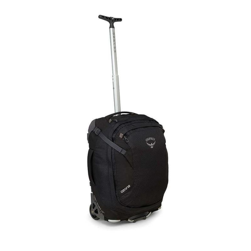 Osprey rankinio bagažo krepšys su ratukais Ozone 36 Juodas