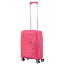 Mažas lagaminas American Tourister Soundbox M rožinė