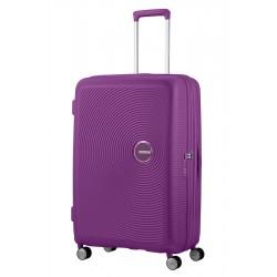 Didelis lagaminas American Tourister Soundbox D Violetinis (Violet orchidee)