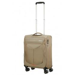 Mažas lagaminas American Tourister Summerfunk M-4w Pilkas (Beige)