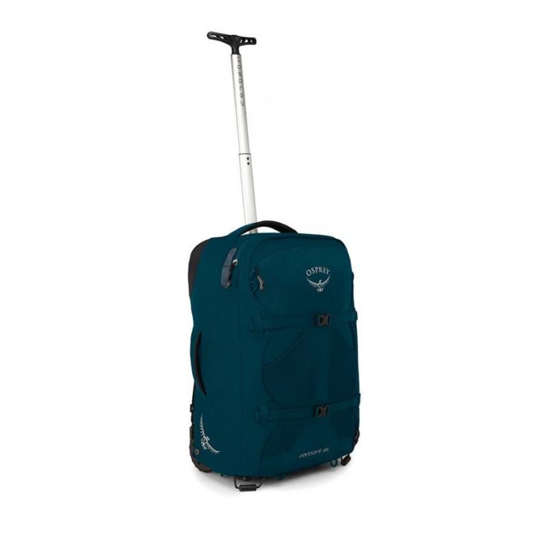 Osprey rankinio bagažo krepšys-kuprinė FARPOINT WHEELS 36 Mėlyna