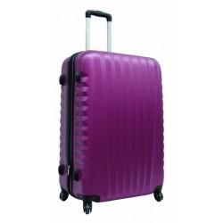 Didelis plastikinis lagaminas Gravitt 888-2Z-D Violetinis