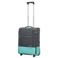 Mažas lagaminas American Tourister Instago M-2W Pilkas/mėlynas