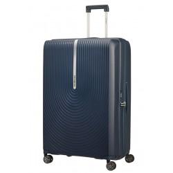 Labai didelis plastikinis lagaminas Samsonite HI-FI LD Mėlynas (Dark Blue)