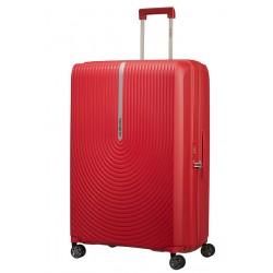 Labai didelis plastikinis lagaminas Samsonite HI-FI LD Raudonas