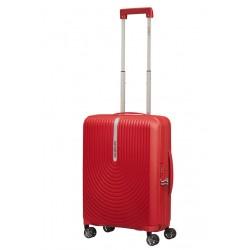 Mažas plastikinis lagaminas Samsonite HI-FI M Raudonas