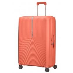 Labai didelis plastikinis lagaminas Samsonite HI-FI LD Oranžinis (Bright Coral)