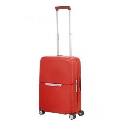Mažas plastikinis lagaminas Samsonite Magnum M Raudonas (Bright Red)