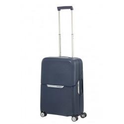 Mažas plastikinis lagaminas Samsonite Magnum M Mėlynas (Dark Blue)