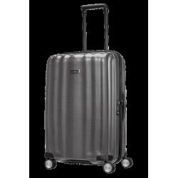 Didelis plastikinis lagaminas Samsonite Lite-Cube DLX D Tamsiai pilkas (Eclipse Grey)